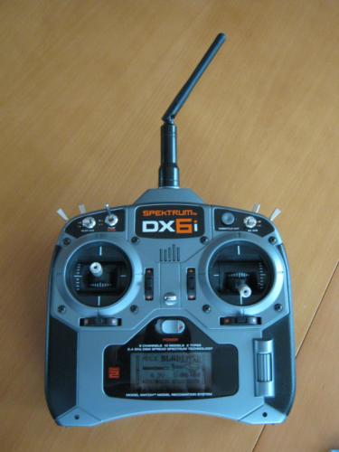 Spektrum DX6i 2 4GHz Anlage