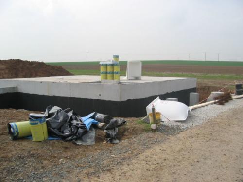2005-03-29 Keller Fertigstellungstermin überschritten