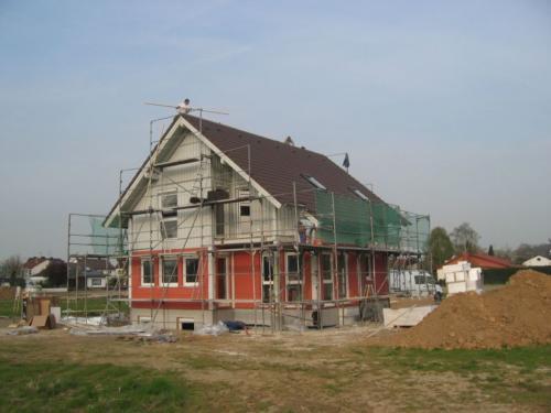 2005-04-13 Hausmontage 2.Tag
