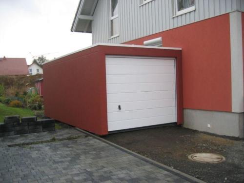 2007 - Garage